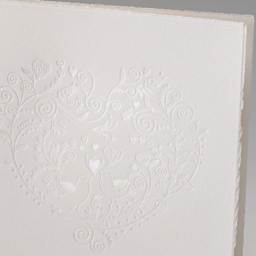 Hochzeitseinladungskarte Alba3 Einladung Hochzeit Detailbild Alba1